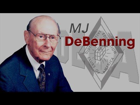 1991 MJ  DeBenning