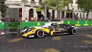 FRL - F1 2017 - REALISTIC CAR PERFORMANCE RACE #7 PART 2 LIVE