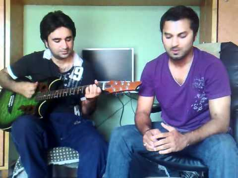 """CHUE CHUE"" COVER BY ALI SHAN AND ALI JAFFERY (STR..."