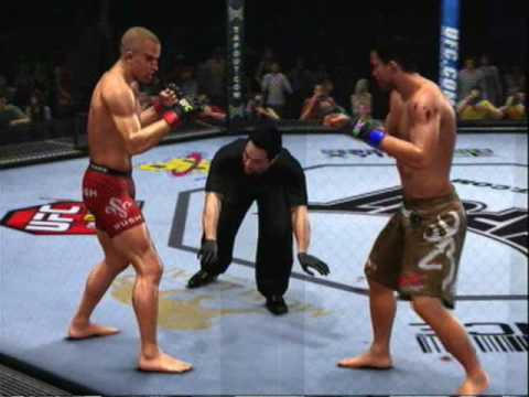UFC Undisputed 10 Matt Hughes Vs. Georges St. Pierre