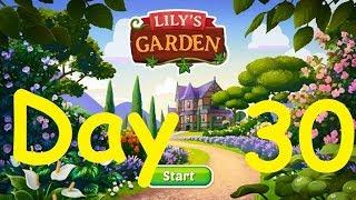 Lily's Garden Day 30 Complete Walkthrough screenshot 5