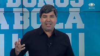 Os Donos da Bola Rio 08-10-19 - Participação de Sebastião Lazaroni