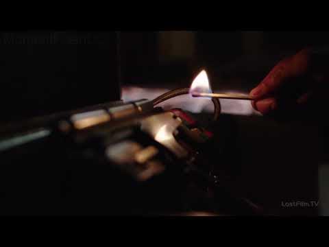 Флэш 1 сезон 4 серия  Сцена после титров  Капитан холод верб (Флэш | Flash)