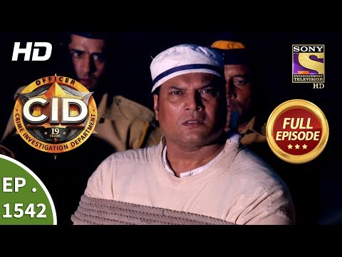 CID - Ep 1542 - Full Episode - 7th October, 2018