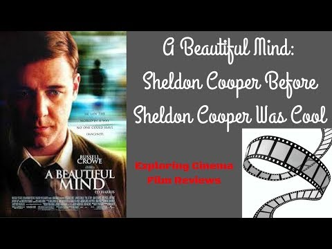 A Beautiful Mind: Sheldon Cooper Before Sheldon Cooper Was Cool (Review)