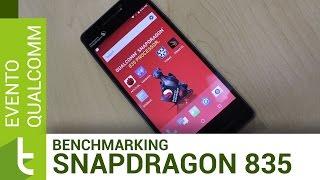 Benchmarking Snapdragon 835