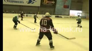 Хоккей ветеранов