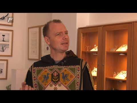 Guld og- sølvsmed Michael Weihe.