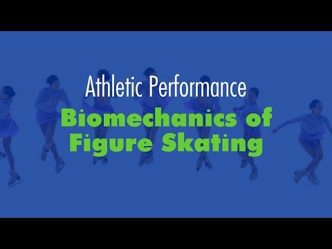 Dr. Deborah King: Biomechanics of Figure Skating