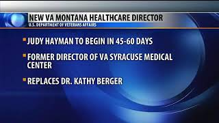 New director announced for Montana VA Health Care