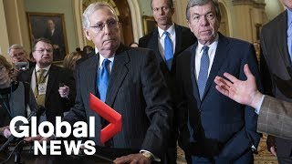 Mitch McConnell positive there won