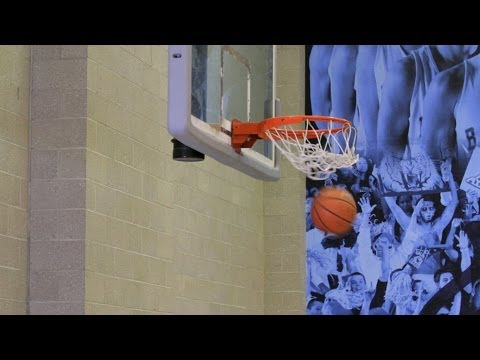 How to Do a Bank Shot   Basketball Moves