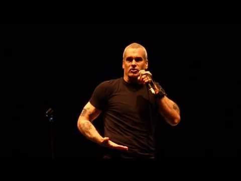 """Henry Rollins - """"Capitalism 2012 Tour"""" Part 5 of 5, Live at The National, Richmond Va. on 10/21/12"""
