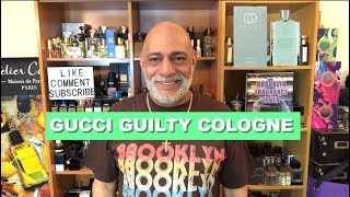 NEW Gucci Guilty Cologne REVIEW