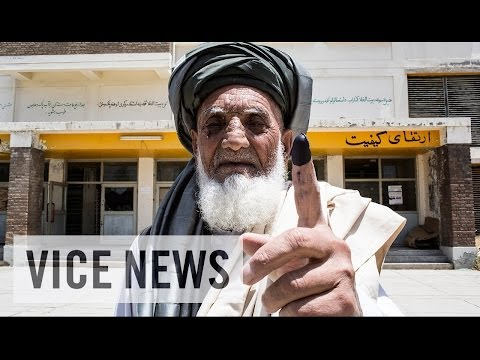 Accusations of Fraud on Election Day: Elections in Afghanistan (Dispatch 2) Mp3