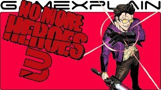 No More Heroes 3 is Seemingly in the Planning Stages! Suda51 Details His Vision