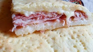 How To Bake a Tasty Ricotta Cheese Focaccia Pie - DIY Food & Drinks Tutorial - Guidecentral