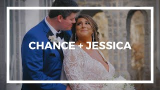 Chance + Jessica | The Château at Laurel Ridge | Salem, Virginia