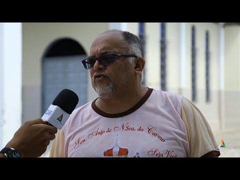 Padre Demontier fala sobre abertura da Festa de Nossa S. Dos Navegantes 2018