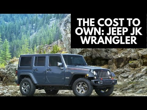 How Much Does It Cost To Own A Jeep JK Wrangler?