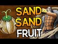 Crocodile's Sand Sand Fruit Explained! - One Piece Discussion   Tekking101