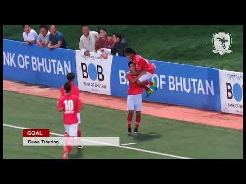 Highlights: Transport United Vs Thimphu City