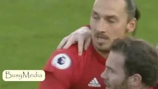 Manchester United Vs Swansea City 3-1 All Goals And Highlights !! (06-11-2016)