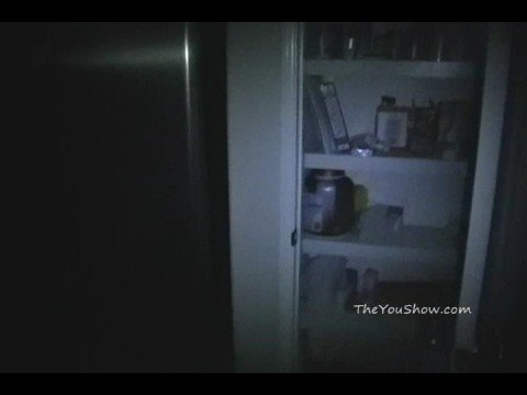 Ghost In The Pantry Youtube