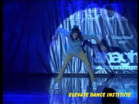 NIKHIL ANAND'S ELEVATE DANCE INSTITUTE PRESENTS ELECTRA 14 JAN SHOW AMARDEEP NATT MUMBAI INDIA