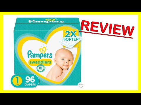 Pampers Swaddlers Diapers ❤️ Real Mom's REVIEW Diapers for Newborns & Babies