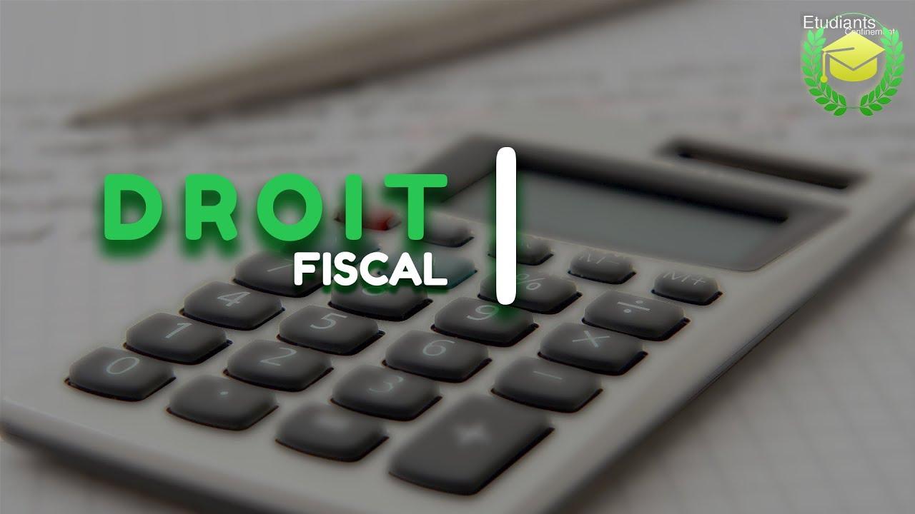 Download DROIT FISCAL #1 (IR, IS et TVA) - Louis