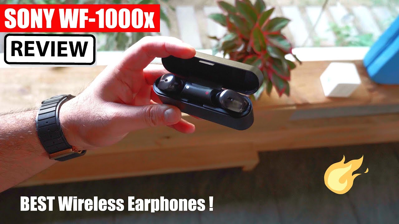 c5c3b4a1c5b Sony WF 1000X True Wireless Noise Cancellation Earphones Review ...