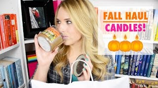 Fall Haul | Bath & Body Works Candles & Home Fragrance!