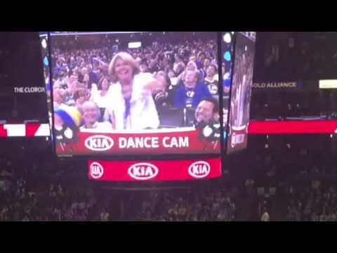 Warriors Dance Cam Needs Black People