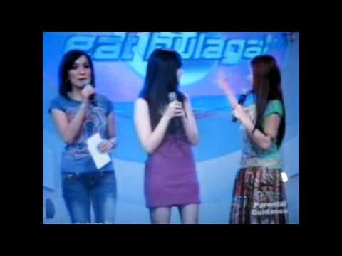 Marie Digby Live @ Eat Bulaga Singing Avalanche