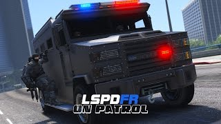 LSPDFR - Day 220 - Bomb Threat