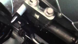 2011 Toyota 3.5L V6 engine tapping noise