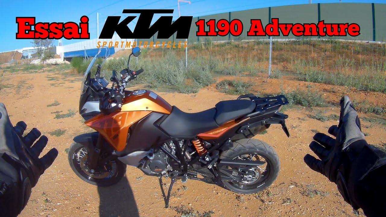 Download #essai KTM 1190 Adventure