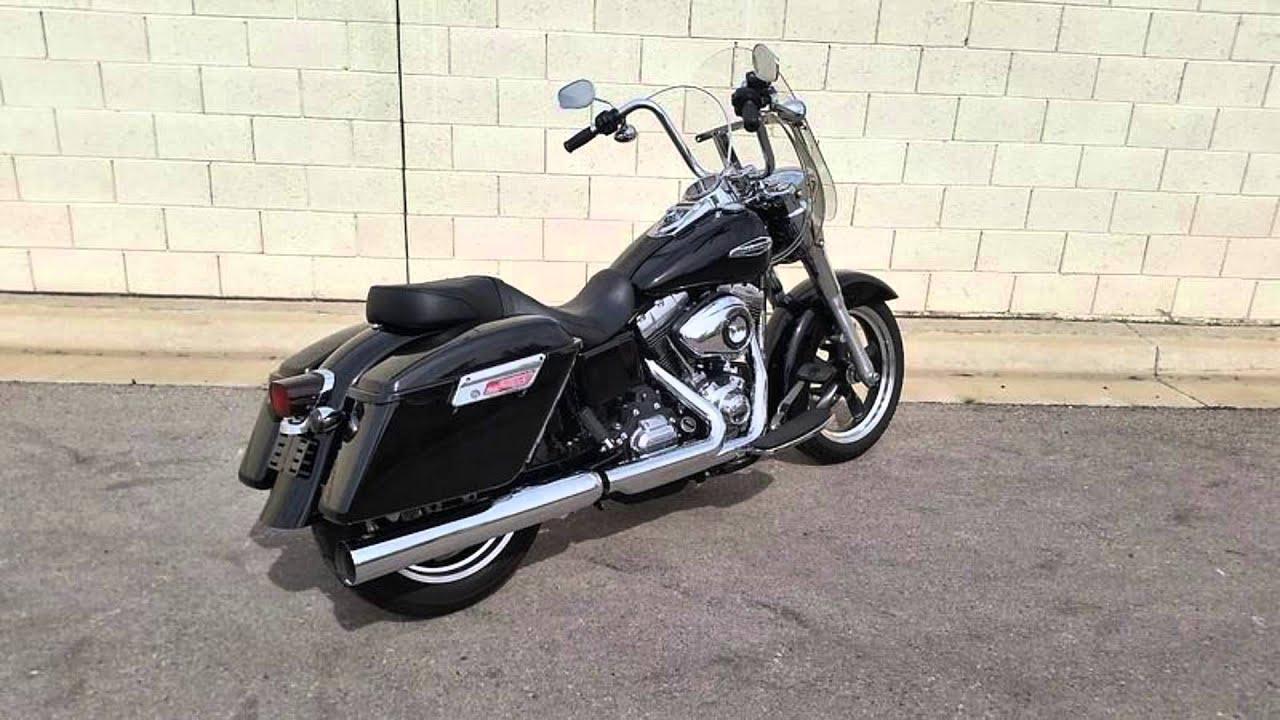 Pre Owned 2013 Harley Davidson 174 Fld Dyna 174 Switchback