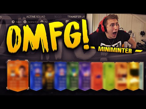 OMFG WTF UNREAL PACK OPENING!