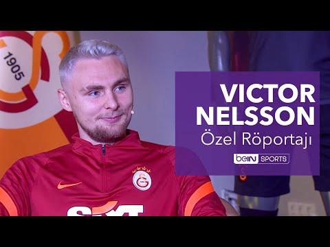 Galatasaray'a geliş süreci, İstanbul'daki yaşamı, Fatih Terim | Victor Nelsson |