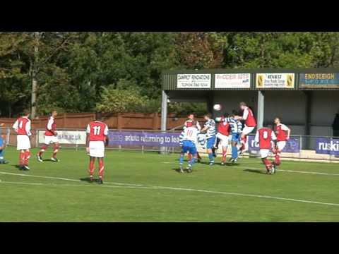 Oxford City FC v Didcot Town FC 1 x 1
