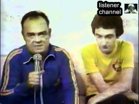 Queen - Live In São Paulo 1981 - Interview By Hilton Gomes