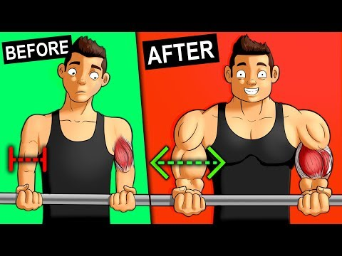 10 BEST Exercises for WIDER BICEPS!