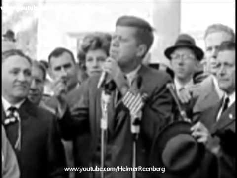 October 25, 1960 - Senator John F. Kennedy's Remarks at Liberty Mall, Libertyville, Illinois