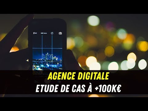 Etude de cas d'agence digitale à +de 100K€/An