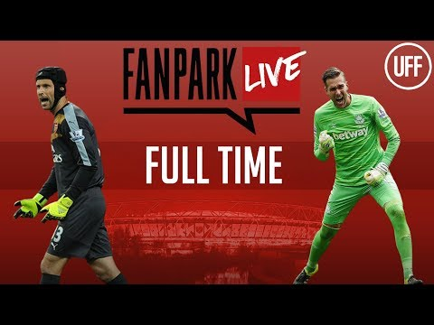 West Ham 0 - 0 Arsenal - Full Time Show - FanPark Live
