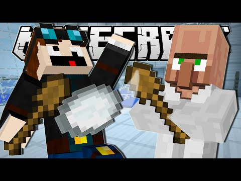 Minecraft | TERRIBLE AT TABLE TENNIS!! | Custom Command
