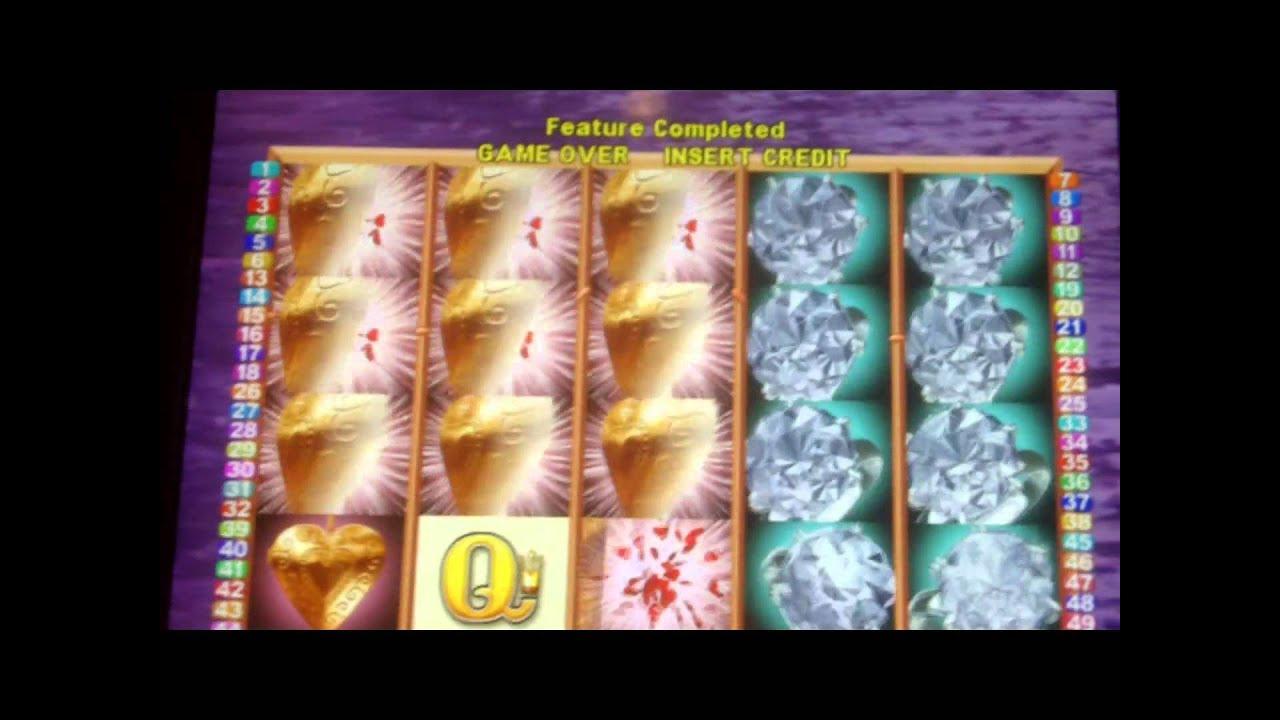 Hearts Of Gold Slots