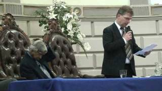 Dr APJ Abdul Kalam Speech at Trintiy College Dublin, Ireland. Part 1/7